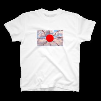 yorugiのみみず晴れ T-shirts