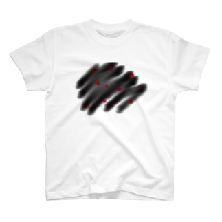 toku109yuのblood T-shirts