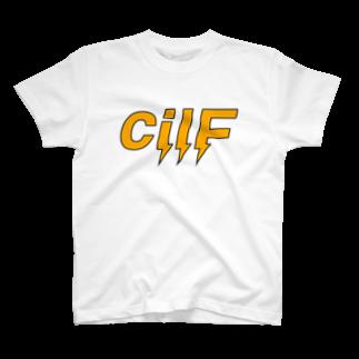 都市伝説屋cilF✴︎シルフのcilF×zoltax T-shirts