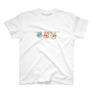パステル吊るされゲッ太T T-shirts