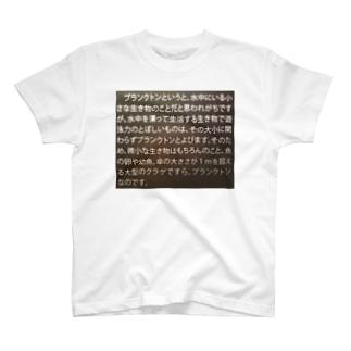 Plancton T-shirts