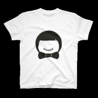 みずかわ よしふみのsweetちゃん T-shirts