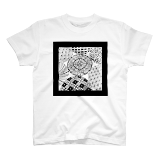 hitomin311のZentangle T-shirts