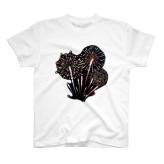 amasariの花火 T-shirts