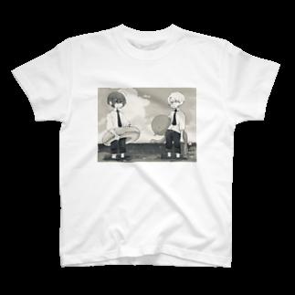 たかはしのノスタルジックなうみ T-shirts