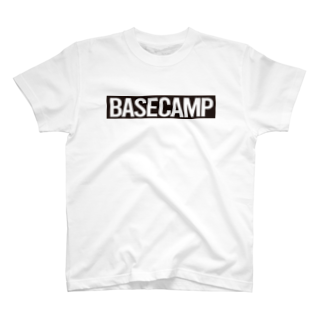 BASE-CAMPのBASE CAMP BLACK T-shirts
