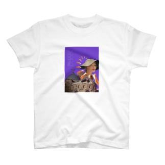 侵略サーモン T-shirts