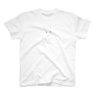 ヒラノマキコの2017.09月うさぎ T-shirts