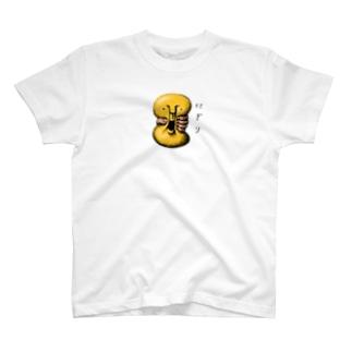 にぎり(両面プリント) T-shirts