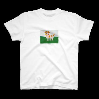 ソラノカサネのBruno T-shirts