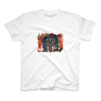 ヘルリザード T-shirts