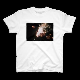 mmrのHANABI T-shirts