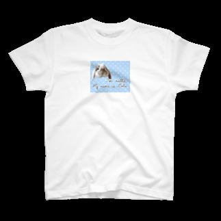 ボボLOVE ♥のぼくはボボ T-shirts