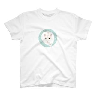 パールホワイト T-shirts
