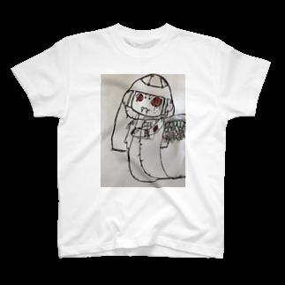 kyouaku_drmのてんしがみてるよ T-shirts