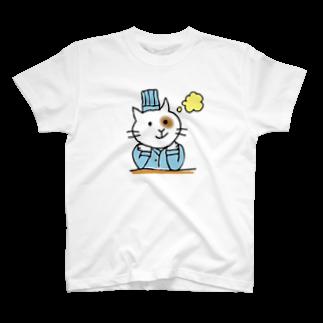 A.K FACTORYのakの考え中… T-shirts