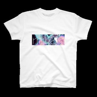 mi_ikanの星を集める人 T-shirts