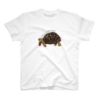 インドホシガメさん T-shirts