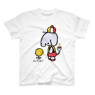 ゾウくん T-shirts