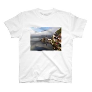 世界遺産ハルシュタット T-shirts
