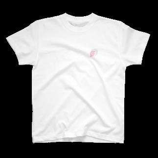 hiroyukimpsのnerimono T-shirts