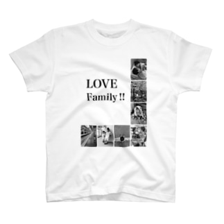 LOVE Family T-shirts