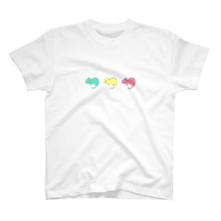 iGUANAの信号機KAMEREON T-shirts