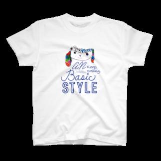 ANSTの007 T-shirts