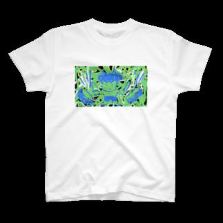 kwgchのかみなり T-shirts