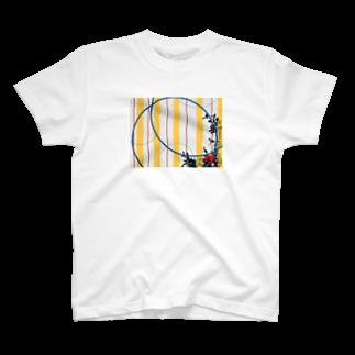 木口さんのぽっぴんツバキ T-shirts