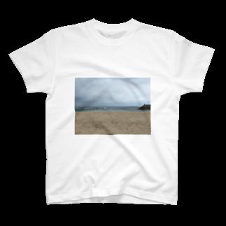 maik1982の沖縄の浜辺 T-shirts