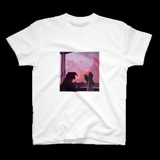 daikinomuraのどっかの空 T-shirts
