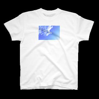 rinn_rsの蒼空 T-shirts