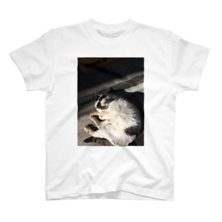 kyouaku_drmのねこになった T-shirts