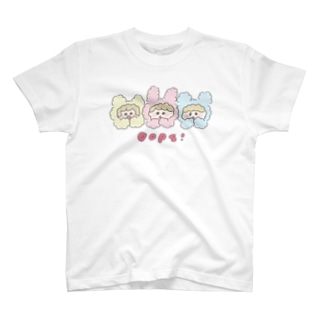 Cotton Animals! Oops! T-shirts