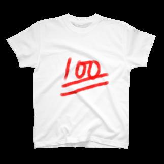 ∬新時代00瀞地∬☆の100点!! T-shirts