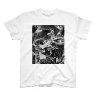 表裏一体の再構成 no.2 T-shirts