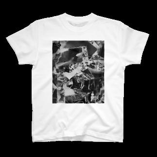 写真家 古熊美帆の表裏一体の再構成 no.2 T-shirts