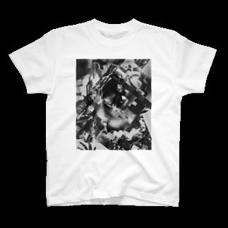 写真家 古熊美帆の表裏一体の再構成 no.1 T-shirts