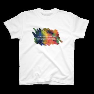 selfishの若気の至り T-shirts