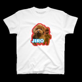 butagorillaのJIRO×3 T-shirts