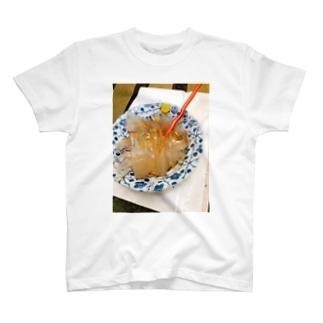 山小屋のところてん T-shirts