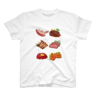 肉が好き T-shirts