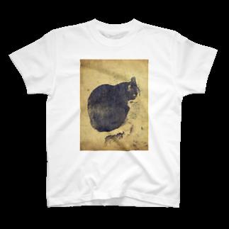 gwakのネコ T-shirts