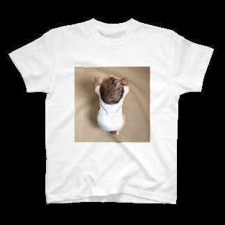 ヒラサワカズヤのKIZUKU TPS T-shirts
