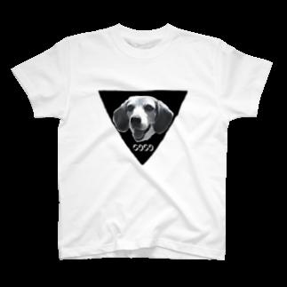 nonchi0518のdog T-shirts
