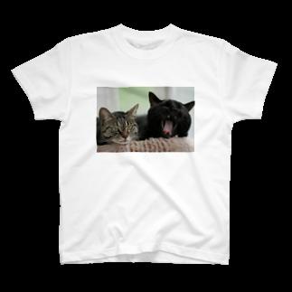 polepole-officeのヴィヴィ&はな T-shirts
