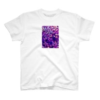 ヴァイオレット・フレイム T-shirts