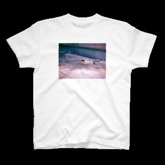 yukiyako_の猫 T-shirts