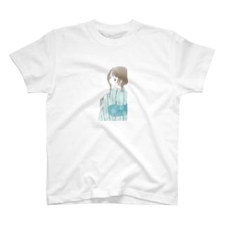 海の浴衣 T-shirts